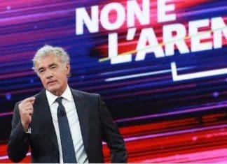 Massimo Giletti torna con Non è l'Arena: 'Scoop che farà discutere'