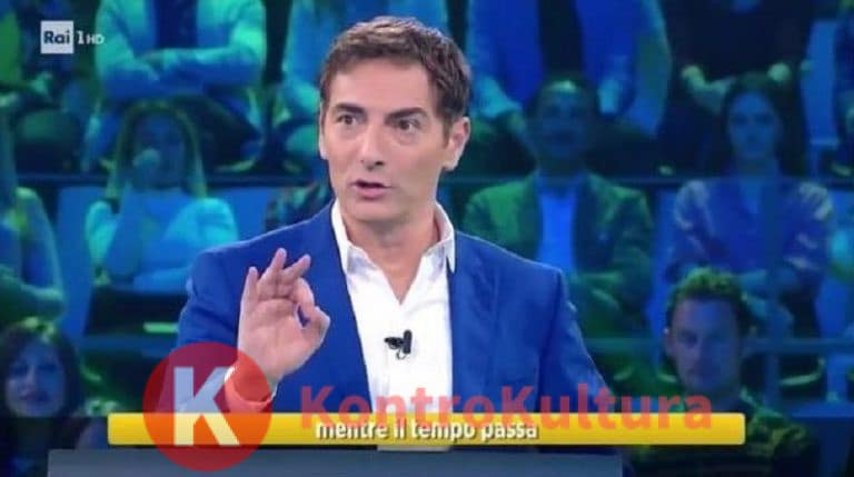 Cancellato Reazione a Catena: ecco perché oggi non va in onda il game di Marco Liorni