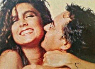 Al Bano e Romina innamorati e senza veli: lo scatto amarcord fa impazzire (foto)