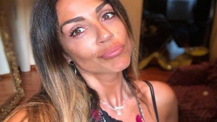 Raffaella Mennoia selfie