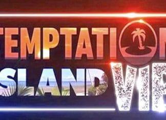 Temptation Island Vip logo