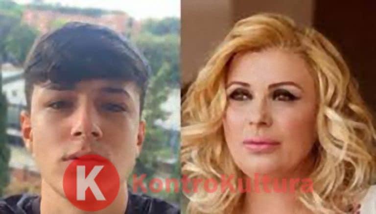 Tina Cipollari, il figlio Mattias vuole fare il tronista ma ora diventa un cantante rapper: ecco il suo brano (Foto e Video)