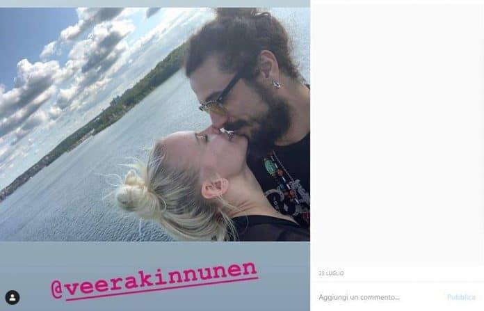 Ballando Con Le Stelle, Veera e Osvaldo: 'Ci siamo fidanzati'