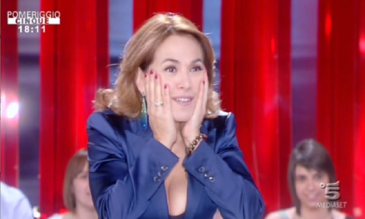 Il malore di Francesca De André prima della diretta