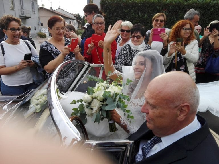 Cristina Chiabotto e il suo matrimonio