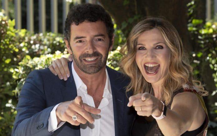 I nuovi conduttore de La Vita in Diretta Alberto Matano e Lorella Cuccarini