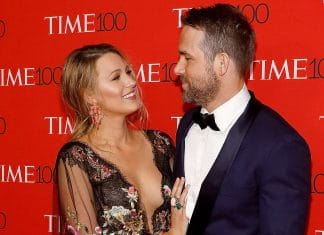 Blake Lively e Ryan Reynolds si guardano negli occhi