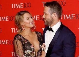 Blake Lively e Ryan Reynolds si guardano negli occhi