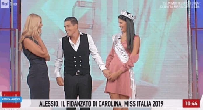 fidanzato di Miss Italia