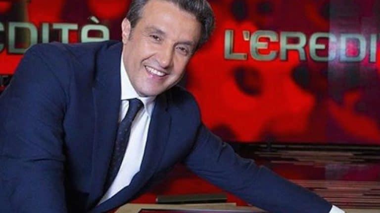 Sapevate che Flavio Insinna de L'Eredità è fidanzato con un ex concorrente di Affari Tuoi? Ecco chi è (Foto)