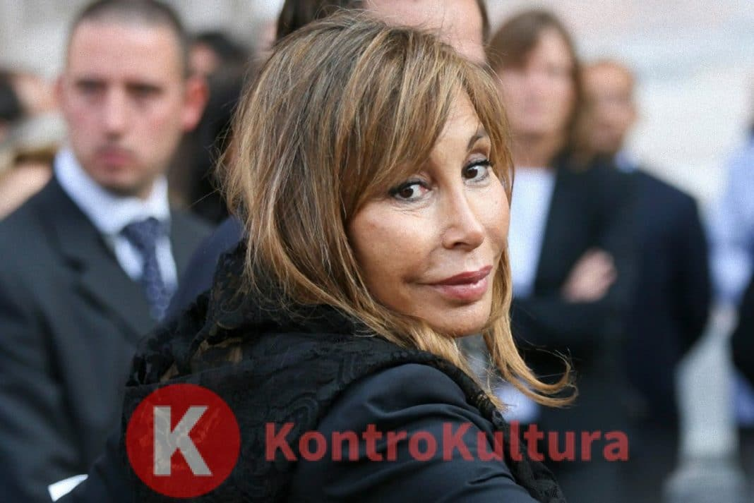 Daniela Bongiorno a Domenica Live