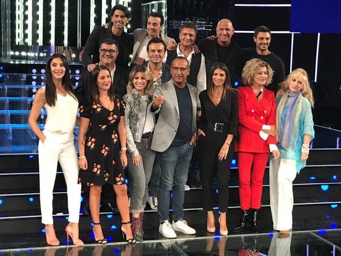 Tale e Quale Show 2019 cast
