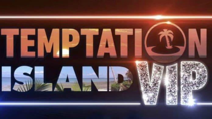 Logo Temptation Island Vip