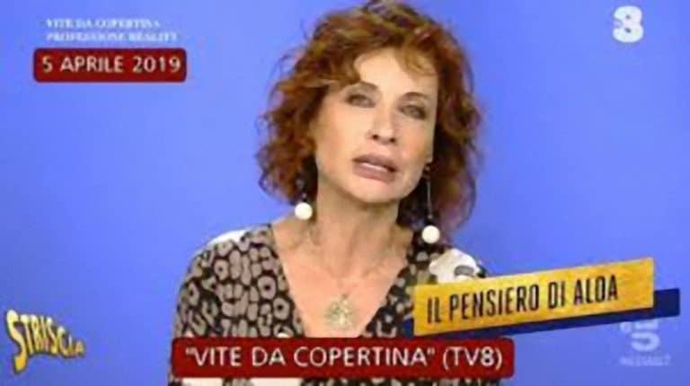 Striscia la Notizia svergogna Alda D'Eusanio: le parole volgari nel fuorionda a Mattino 5 (Foto)