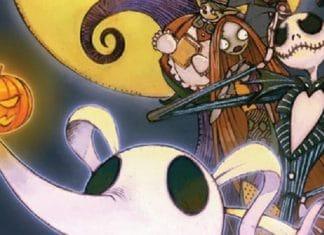 The Nightmare Before Christmas: arriva in Italia il fumetto spin-off