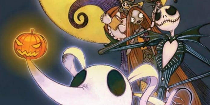 The Nightmare Before Christmas: arriva in Italia il fumetto spin-off