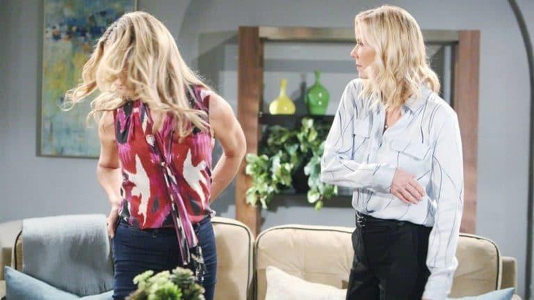 Beautiful, anticipazioni americane: Shauna contro Brooke: sei una pu***na!