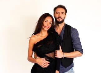 Delia Duran e Alex Belli