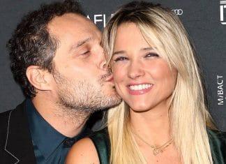 Claudio Santamaria e Francesca Barra