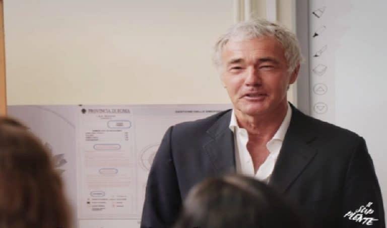 """Massimo Giletti diventerà un professore di liceo """"Il Supplente"""" (Video)"""