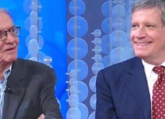 Riccardo Rossi e Enrico Lucherini