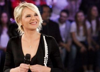 Maria De Filippi ad Amici Celebrities
