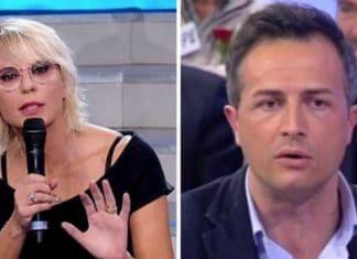 Scontro tra Maria De Filippi e Riccardo Guarnieri