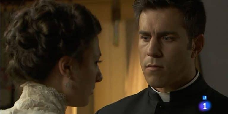 Una Vita, anticipazioni puntata di mercoledì 18 dicembre: Telmo racconta a Lucia la verità su Samuel