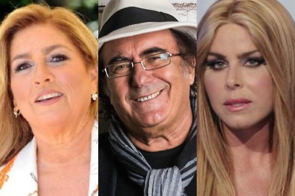 Tra Loredana Lecciso e Romina Power è guerra: bufera tra le due donne per 'colpa' di Al Bano