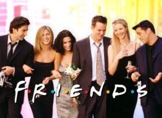 """La serie """"Friends"""" tornerà sugli schermi"""