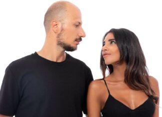 Gabriele Pippo e Silvia Tirado