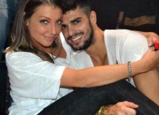 Cristian Galella e Tara Gabrieletto
