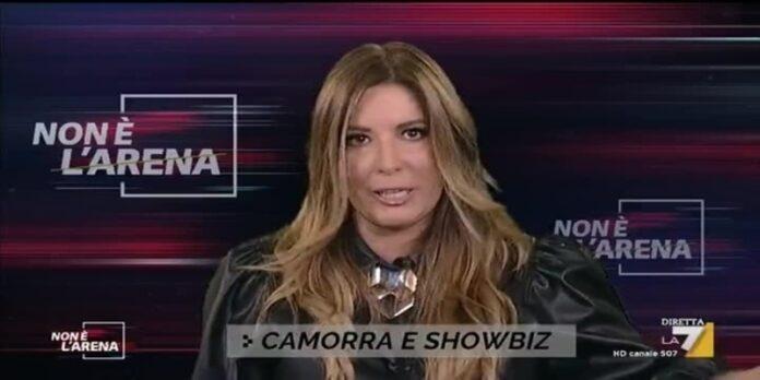 Selvaggia Lucarelli: Tony Colombo e Tina Rispoli? Camorra e Showbiz