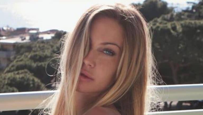 L'ex fidanzato di Taylor Mega racconta tutta la verità