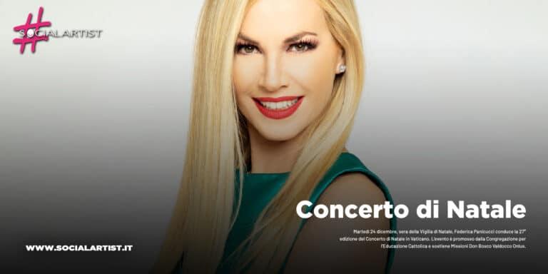 Ascolti tv 24 dicembre: folp Federica Panicucci col Concerto di Natale, Gerry Scotti sempre più in basso