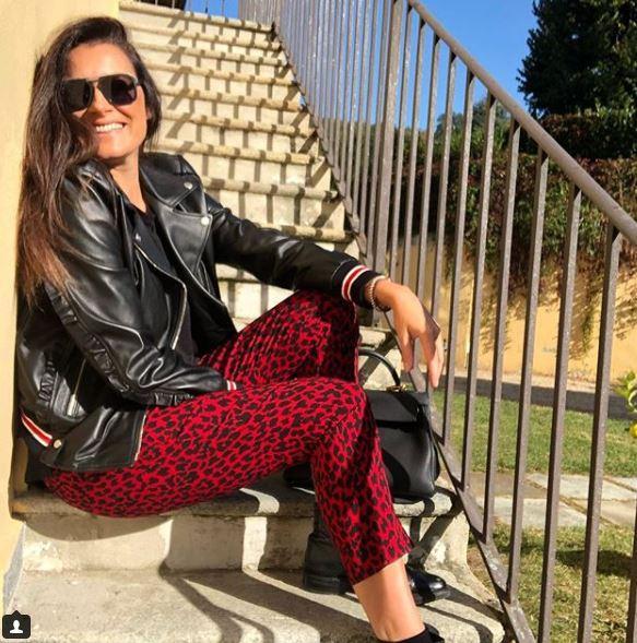 Ilaria D'Amico rovina famiglie, la rabbia della giornalista: