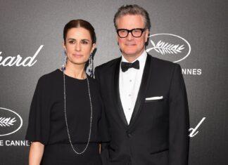 Colin Firth e l'italiana Livia Giuggioli si separano dopo oltre 20 anni di matrimonio
