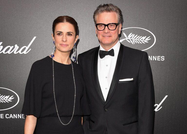 Colin Firth: dopo oltre vent'anni finisce si separa dalla moglie italiana