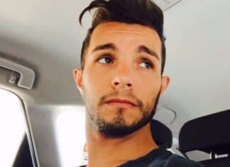 Marco Carta e la sua nuova fiamma Sirio: la prima foto ufficiale Instagram postata dal cantante