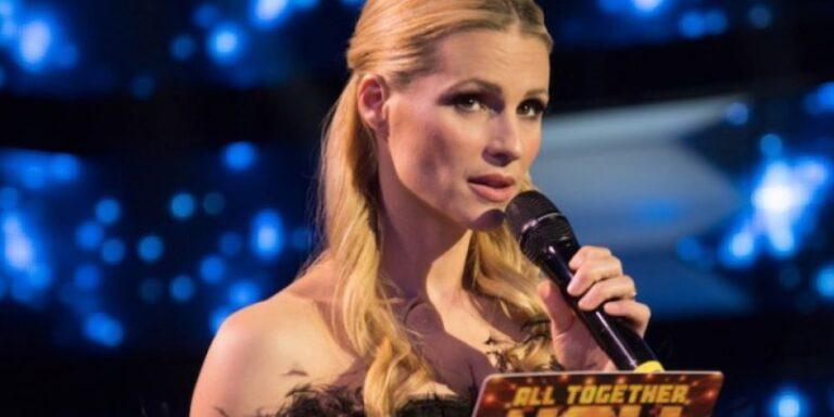 Ascolti tv 19 dicembre: Michelle Hunziker batte Sanremo Giovani di Amadeus, Conto alla Rovescia continua a calare