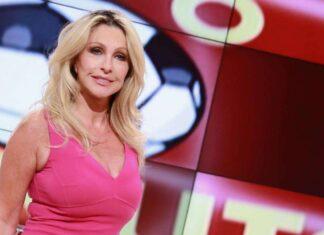 """Paola Ferrari ancora contro Diletta Leotta: """"Lei in tv non è un buon segnale"""""""