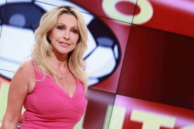 """Paola Ferrari attacca di nuovo Diletta Leotta: """"Lei a Sanremo? Ma che messaggio mandiamo?"""""""