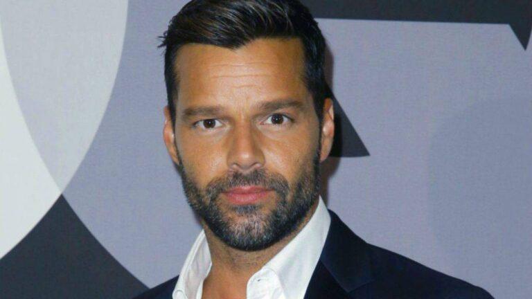 """Ricky Martin, raro scatto con la figlia: """"La padrona dei miei sogni"""""""