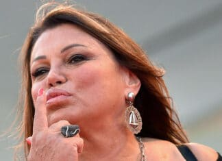 Serena Grandi risponde tramite avvocato alle accuse di non aver pagato il pernottamento in un resort