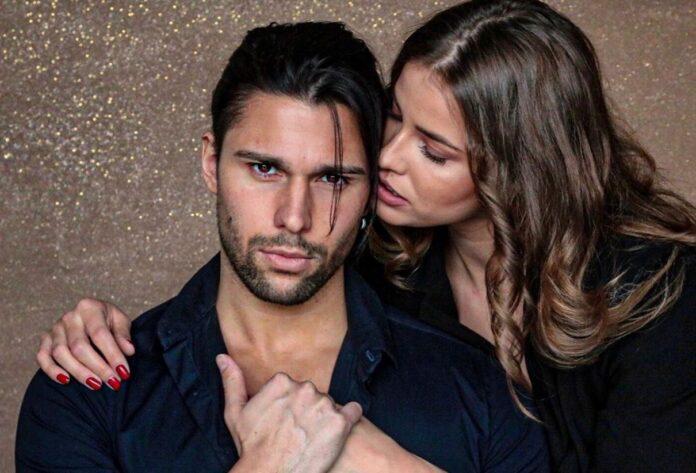 Luca Onestini confida se lui e Ivana Mrazova intendano avere presto un figlio