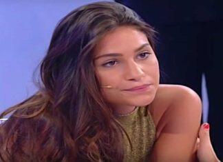 Ludovica Valli presenta suo padre sui social