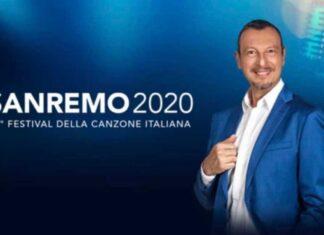 Festival di Sanremo 2020: un nuovo nome potrebbe affiancare Amadeus come co-conduttrice