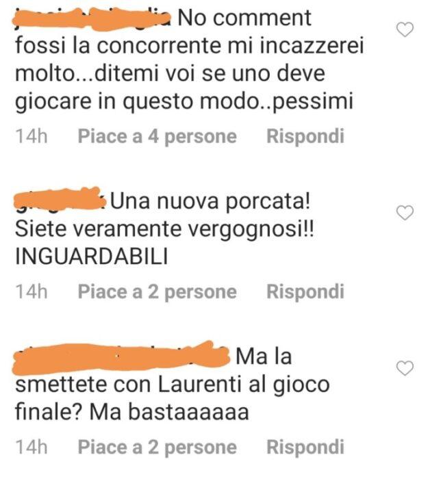 'Una nuova porcata, vergogna…': Luca Laurenti e Paolo Bonoli