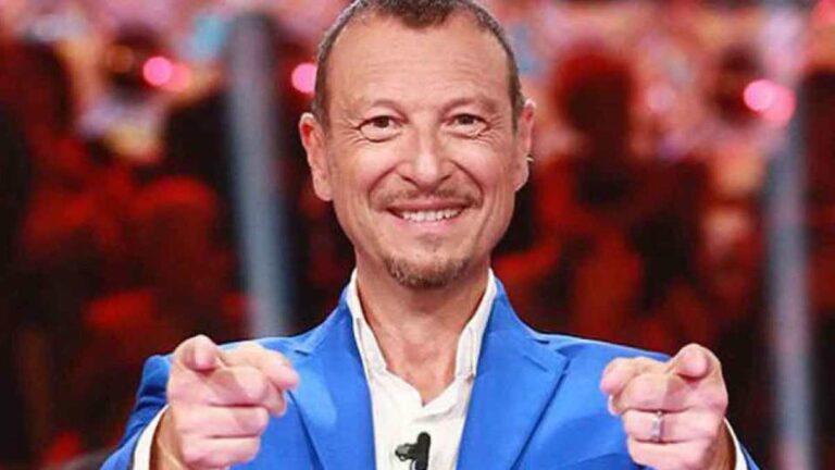 Amadeus, conflitto di interessi a Sanremo? Nicola Porro sgancia la bomba