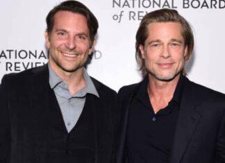 Brad Pitt confessa di aver superato la dipendenza dall'alcool grazie a Bradley Cooper
